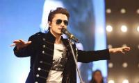 Why did Ali Zafar not sing the PSL anthem this year?