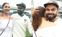 Anushka Sharma pens emotional post for Virat after India's historic ODI win
