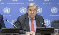 UN chief hopes for 'meaningful dialogue' between Pakistan and India