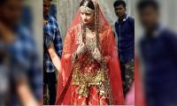 Alia Bhatt spotted as a bride in latest circulating photos