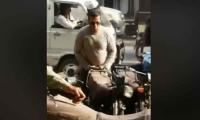 WATCH: Man with uncanny resemblance to Salman Khan spotted in Karachi market