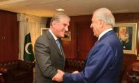 Ready to address legitimate concerns of all Afghan sides: Zalmay Khalilzad