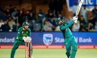 South Africa v Pakistan 1st ODI scoreboard
