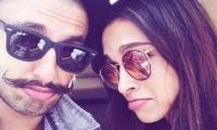Deepika-Ranveer's latest PDA under magazine cover is winning hearts