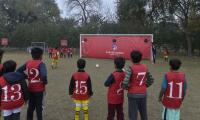 Atletico shoot for football future in cricket-mad Pakistan