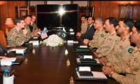 Peace in Afghanistan is vital for regional peace, COAS tells US delegation