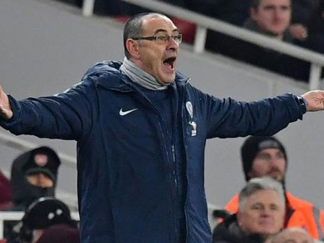 Chelsea players support Sarri philosophy, says Luiz