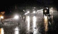 Karachi receives winter rain