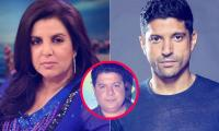Farhan Akhtar, Farah Khan on bad terms after Sajid Khan's #MeToo allegations