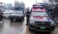 Legal clerk and two suspects gunned down inside Pakpattan court