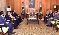 Govt committed to develop private sector: President