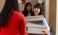 Japanese tidying guru Marie Kondo sparks joy with cluttered Americans