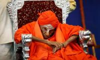 Indian ´walking god´ religious leader dies aged 111