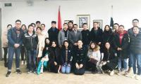 Chinese University students briefed at Pakistan mission Chengdu