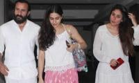 Did Sara Ali Khan wish Kareena to become her stepmother?