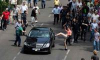 Taxi driver badly hurt in Spain´s ´anti-Uber´ strike