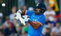 India beat New Zealand by eight wickets in 1st ODI