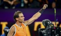 Nadal continues relentles march towards his 18th major title