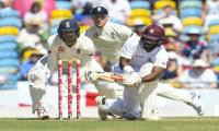 West Indies batsmen make strong start against England