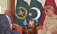 South African envoy meets General Bajwa
