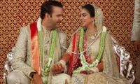 Isha Ambani reveals why she cried during her 'rukhsati'