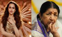 Lata Mangeshkar irked by Sonakshi Sinha's remake of song in Total Dhamaal