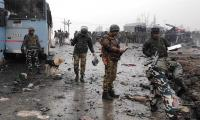42 Indian soldiers killed, several injured after blast in Indian occupied Kashmir