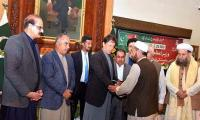 PM Imran launches 'Sehat Insaf Cards' for patients from tribal areas