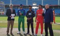 Multan Sultans v Islamabad United: Ronchi dismissed by Afridi