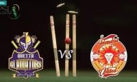 Islamabad United vs Quetta Gladiators: PSL 2019 Match 6 Preview