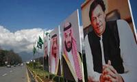 All set for red carpet welcome of Crown Prince Mohammad bin Salman in Pakistan