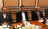Asad Umar, Saudi Energy Minister discuss investment projects worth billions of dollars