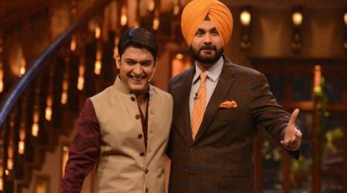 Kapil Sharma breaks silence on ouster of Navjot Singh Sidhu from his show