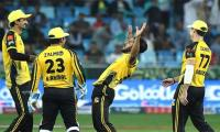 PSL 2019, Match 7: Peshawar Zalmi thrash Lahore Qalandars by 7 wickets