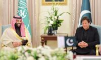 MBS on historic visit to Pakistan: In pictures