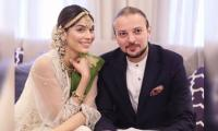 Pakistani model Amna Babar is married now