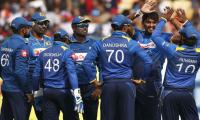Three uncapped players named in Sri Lanka ODI squad