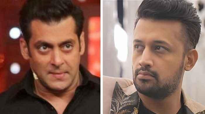 Salman Khan replaces Atif Aslam as singer in his film 'Notebook'