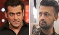 Salman Khan replaces Atif Aslam as singer in his film 'Notebook'