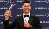 Djokovic and Biles win Laureus sports people of year awards