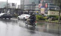 Karachi likely to receive rain on Tuesday, Wednesday
