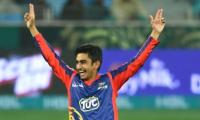 19-year-old Umer Khan who dared to dismiss AB de Villiers in PSL4