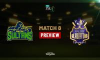 Multan Sultans vs Quetta Gladiators: PSL 2019 Match 8 preview