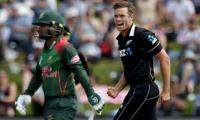 New Zealand beat Bangladesh to claim series whitewash