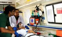 Need of integrated ambulance system urged for saving lives in Karachi