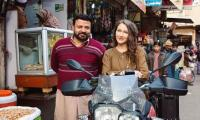 Pakistan a safe country for tourists, says Canadian motorcyclist Rosie Gabrielle
