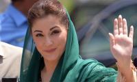 Maryam says 'People Love Nawaz Sharif'