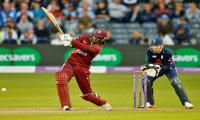 West Indies bat first in opening England ODI