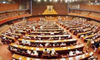 Agha Siraj Durrani arrest echoes in NA