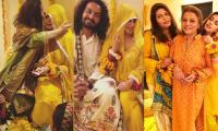 Inside Iman Ali's star-studded mayoun ceremony